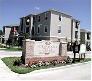 North Forest Trails Apartments Houston TX