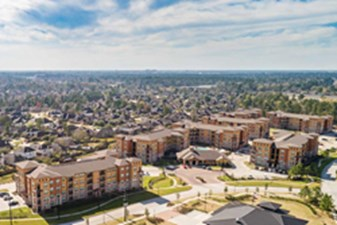 Aerial View at Listing #250751