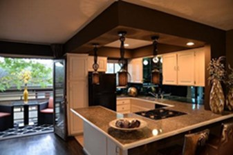 Kitchen at Listing #136326