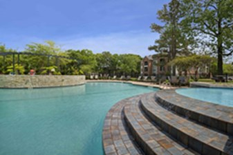 Pool at Listing #140126