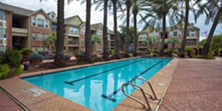 Pool at Listing #144641