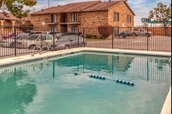 Pool at Listing #230594