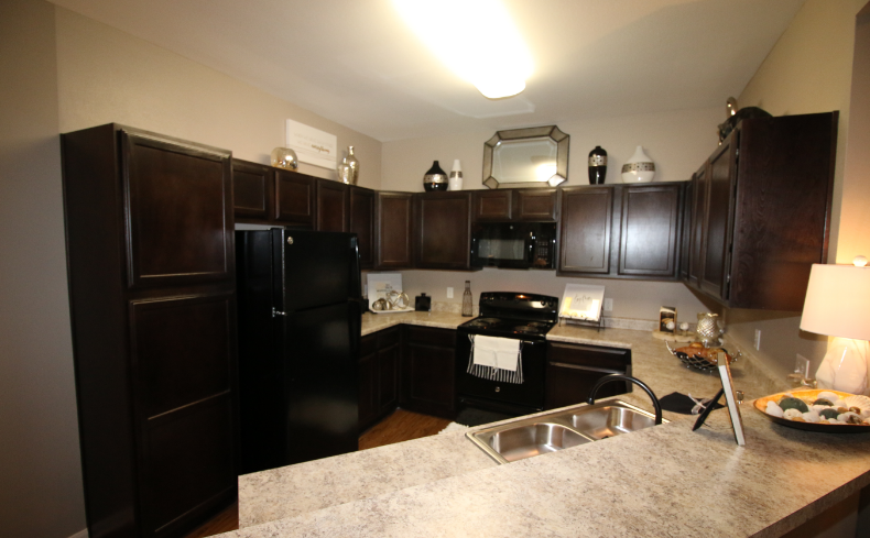 Kitchen at Listing #286745