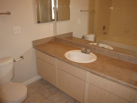 Bathroom at Listing #140780
