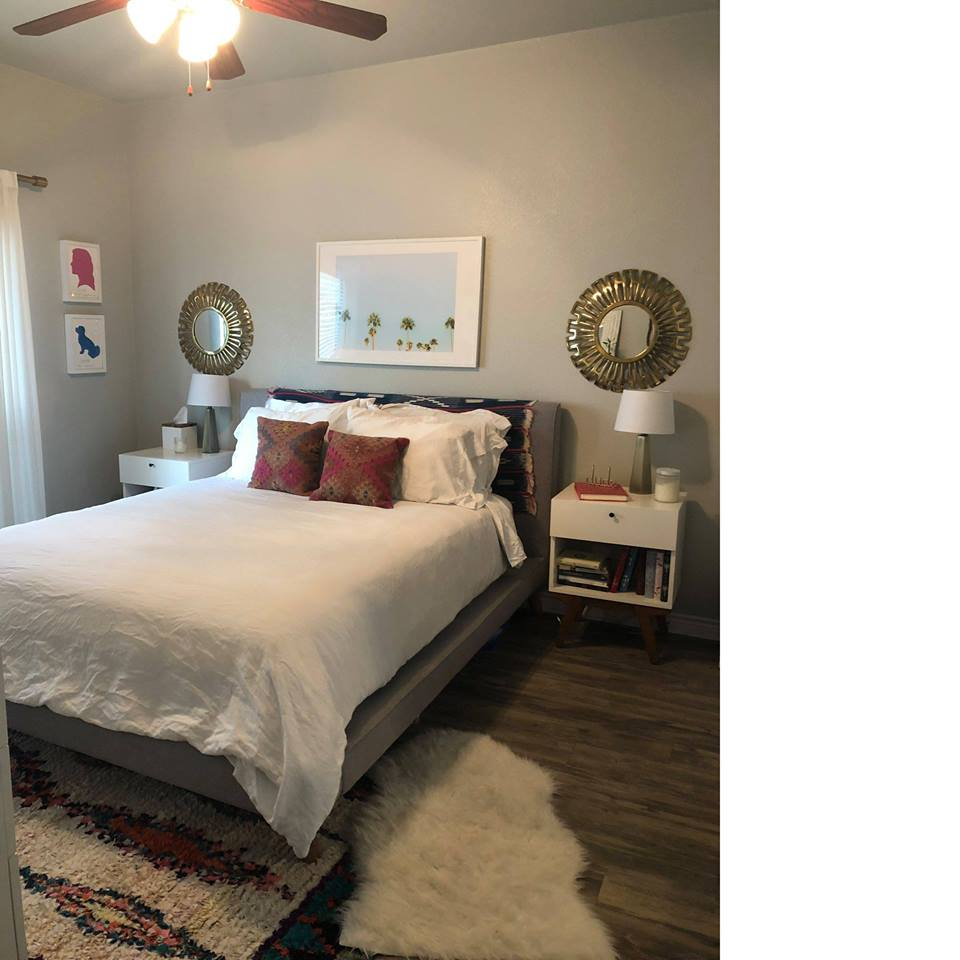 Bedroom at Listing #143455