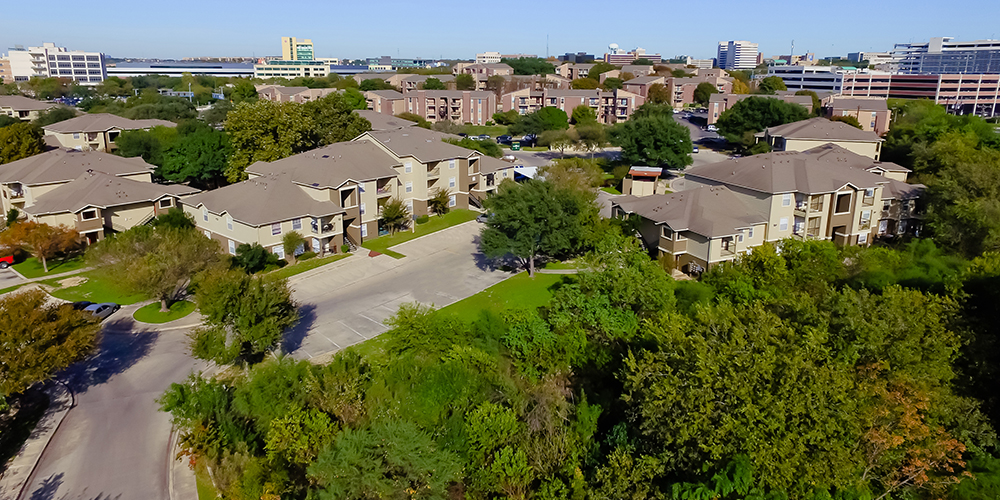 Aerial View at Listing #141300