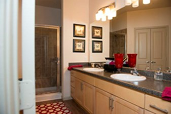 Bathroom at Listing #276718