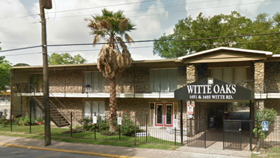 Witte Oaks Apartments Houston Tx