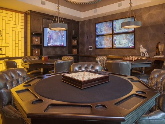 Gameroom at Listing #152891