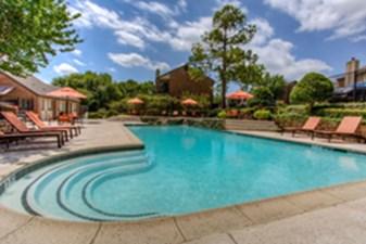 Pool at Listing #135841