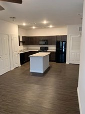Living/Kitchen at Listing #224125