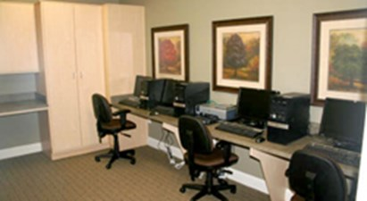 Business Center at Listing #147720