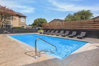 Pool at Listing #141234