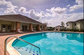 Pool at Listing #144329