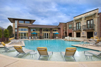 Pool at Listing #154534