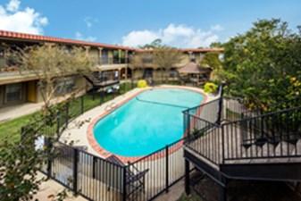Pool at Listing #235524