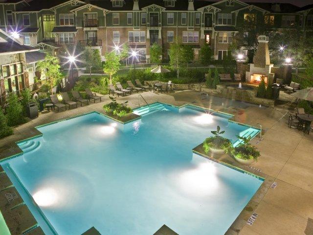 Pool at Listing #278619