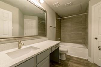 Bathroom at Listing #137606