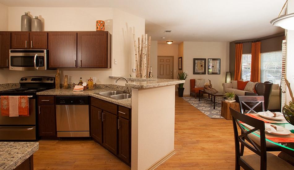 Kitchen at Listing #141426