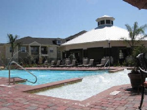 Pool at Listing #145137