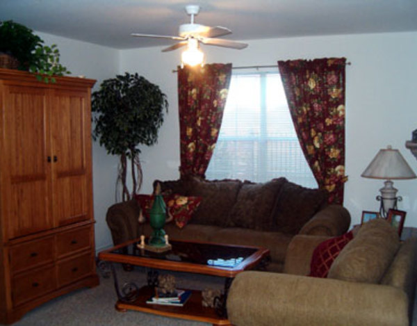 Living Room at Listing #147870