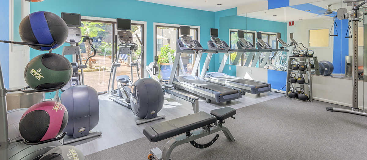 Fitness at Listing #137579