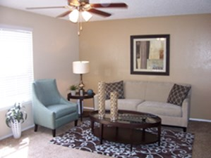 Living Room at Listing #144714
