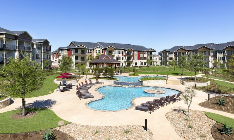 Park at Crystal Falls I Apartments Leander TX