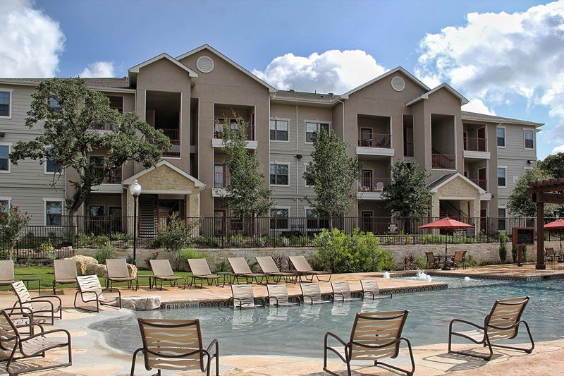 Pecan Springs Apartments , TX