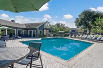 Pool at Listing #138635