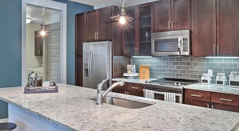 Kitchen at Listing #293460