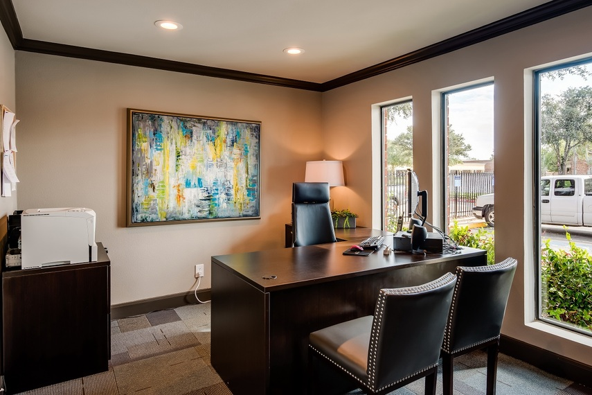 Office at Listing #139501