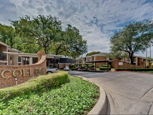 College Park ApartmentsWeatherfordTX
