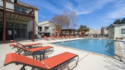 Pool at Listing #137193