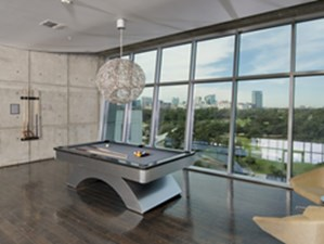 Gameroom at Listing #147800