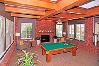 Gameroom at Listing #136379