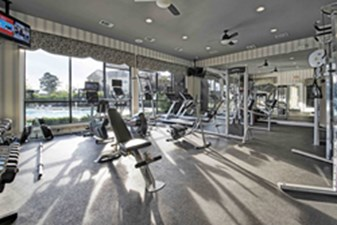Fitness Center at Listing #236379