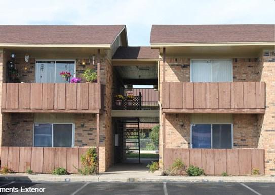 Gray-Hill Apartments