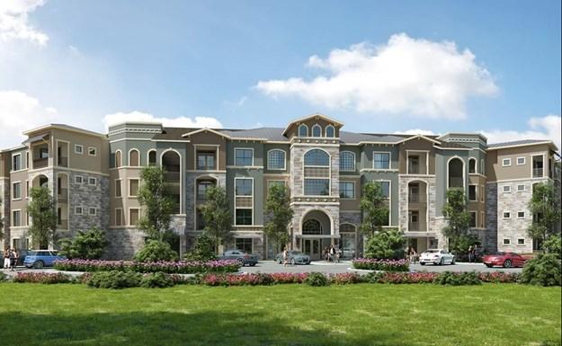 Mark Huebner Oaks Apartments