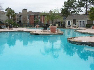 Pool at Listing #139061