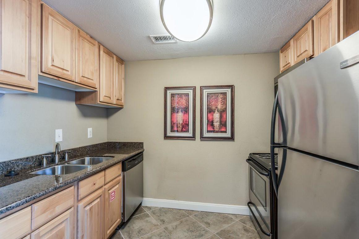 Kitchen at Listing #138773