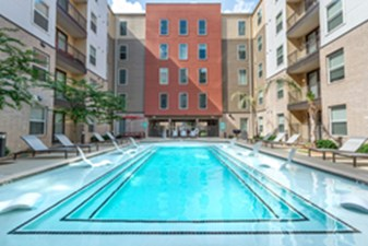 Pool at Listing #259722