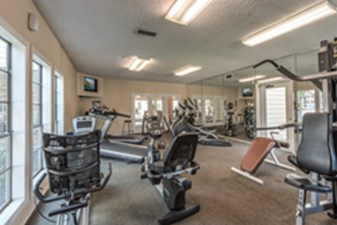 Fitness Center at Listing #138913