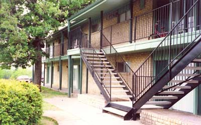 Terrace Apartments , TX