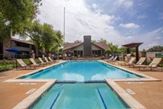Pool at Listing #138286