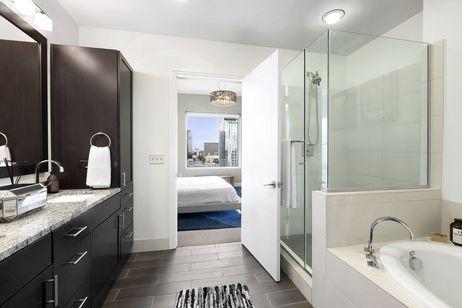 Bathroom at Listing #149203