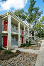 Exterior at Listing #139352