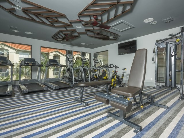 Fitness at Listing #138842