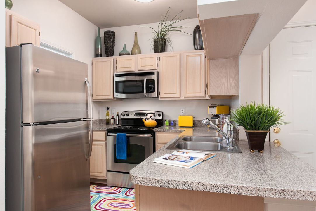 Kitchen at Listing #137796