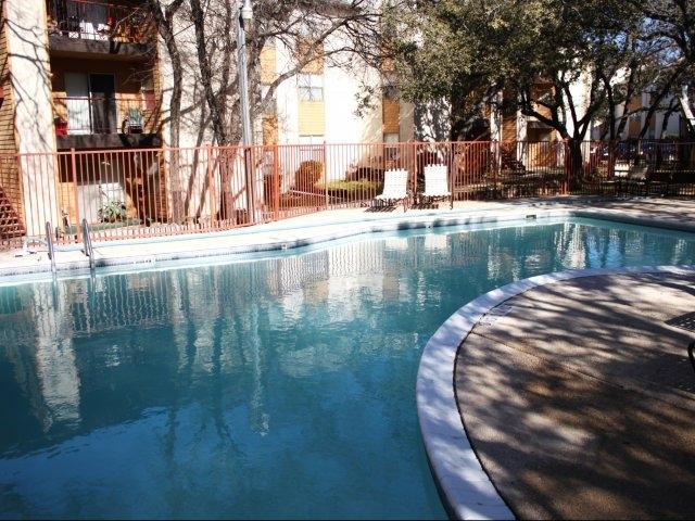 Pool at Listing #140874